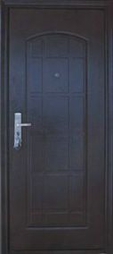 Входная металическая дверь для дома